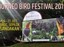 Borneo Bird Festival 2019