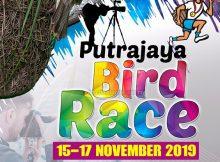 Putrajaya Bird Race 2019